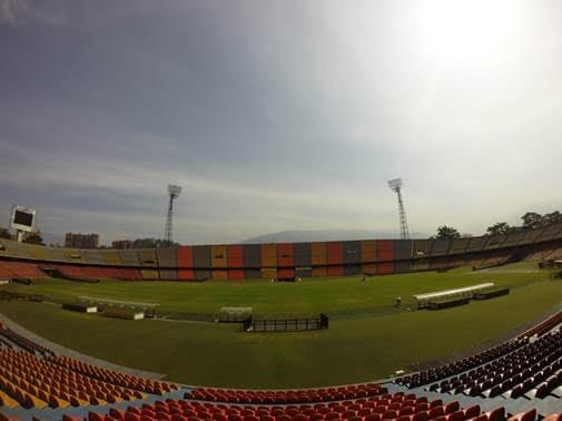 El Atanasio está listo luego de los trabajos de mantenimiento realizados por el INDER Alcaldía de Medellín.
