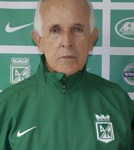 Dario de Greiff por más de 40 años estuvo con Atlético Nacional en calidad de directivo.