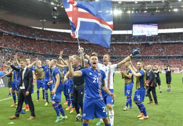 Islandia compartió su curioso método de selección de jugadores. // AP, tomada del diario Perfil.