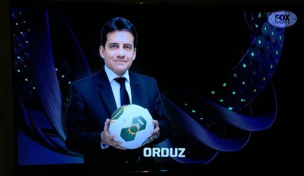Campaña promocional de FOX SPORTS para Olímpicos con el anuncio de Carlos Orduz como enviado especial.
