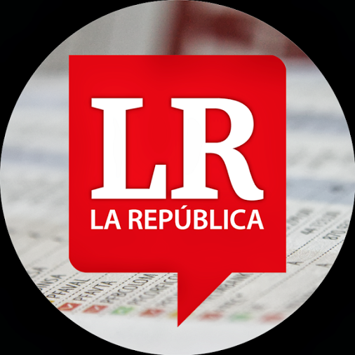 Logo La Republica