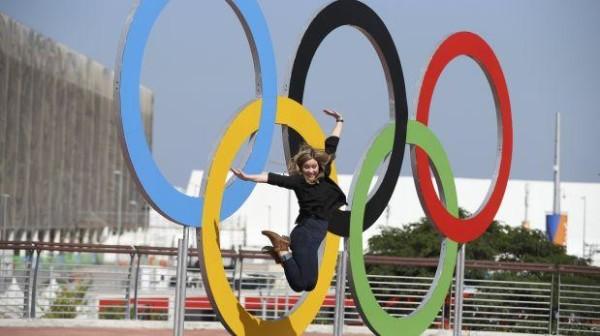 Juegos Olímpicos y la lucha por el rating. Foto Reuters, tomada del diario El Comercio de Perú.