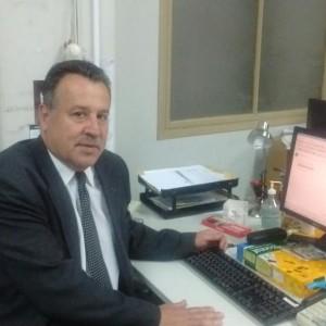 Eduardo Raschetti vive en Rosario (Argentina), empleado bancario hace 30 años.