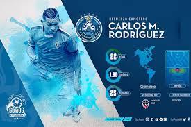 El Club Puebla de México anunció la contratación del volante colombiano Carlos Rodriguez. Ilustración (Cumplió rol de goleador en Rionegro Águilas, no sacó cinco en disciplina)