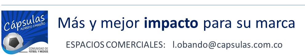 Publicidad para liga de Antioquia