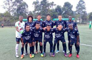 GUARNE. Once Caldas visiò la sede de Atlético Nacional y se llevó un meritorio punto en la Súeper Copa Juvenil., grupo B.