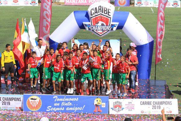 Caribe Champions: Rey Pelé (Montería) y Megavnetas